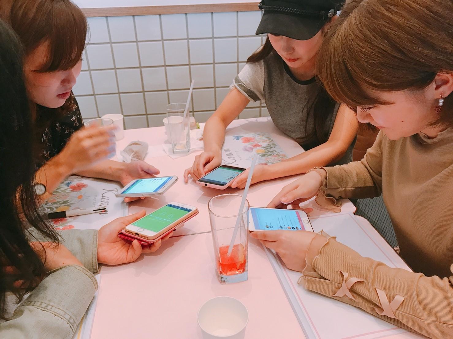名駅 朝活 女性