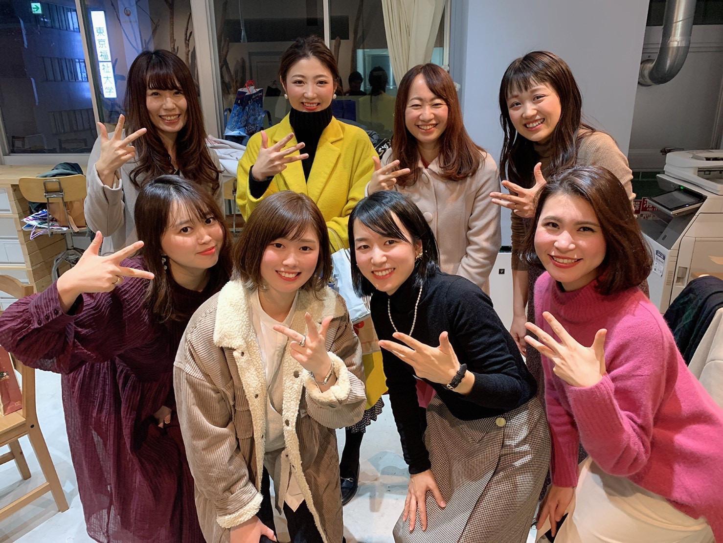 仲間 友達 名古屋 女子会